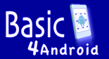 basic4android b4a logo