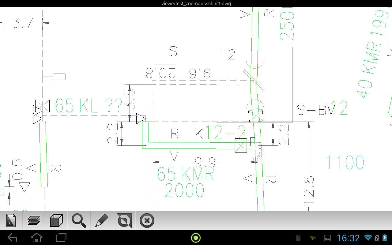 erfahrungsbericht dwg viewer mit android. Black Bedroom Furniture Sets. Home Design Ideas
