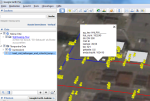 AutoGIS Abwasser in Google Earth