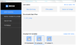 BricsCAD V17 Startdialog