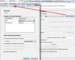 Festlegen, welche SHP Attribute in die DWG Block Attribute übernommen werden