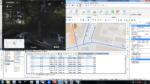 Street View direkt in BricsCAD