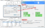 Screenshot: Spatial Manager Optionen des Auflösen Befehls
